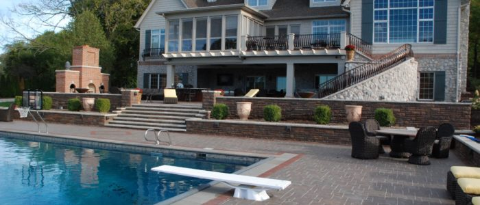 Outdoor Living Poolscaping and Hardscaping