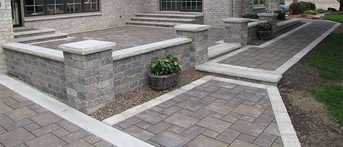 Landscape Pavers Are A Versatile Addition To Your Property