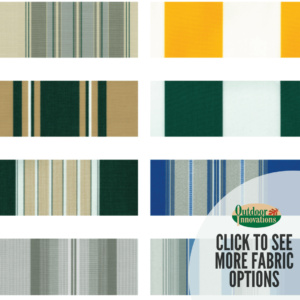 shadetree fabric options stripes