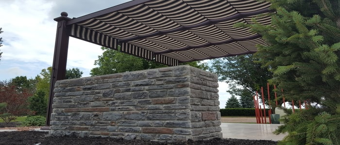 boulder creations with canopy