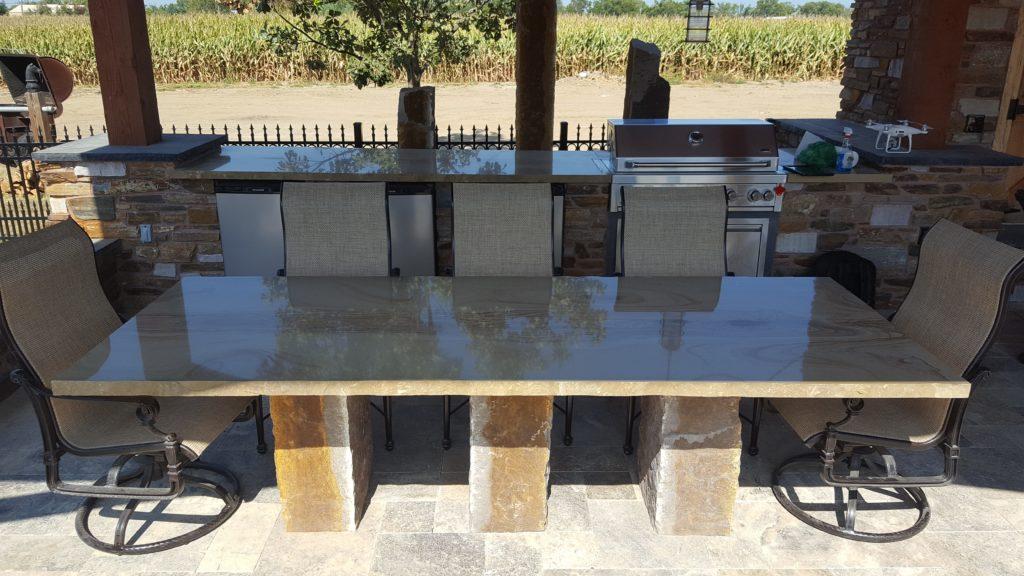 custom fabrication custom table