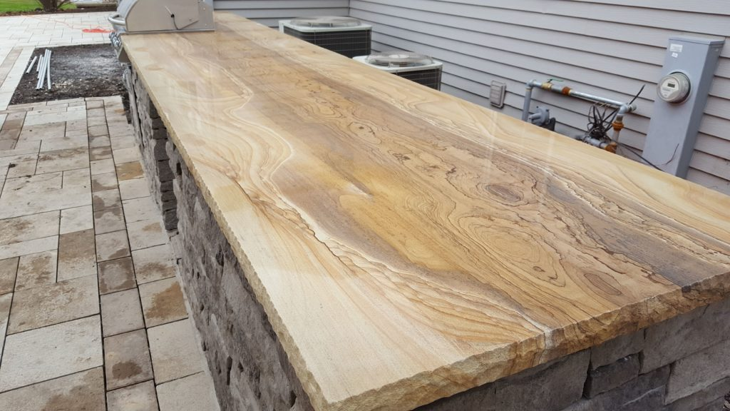 Stone Counter Top custom fabrication